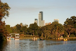18. Palermo, Jardim das Rossa